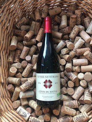 Guintrandy - Cotes Du Rhone - Rouge - Øko