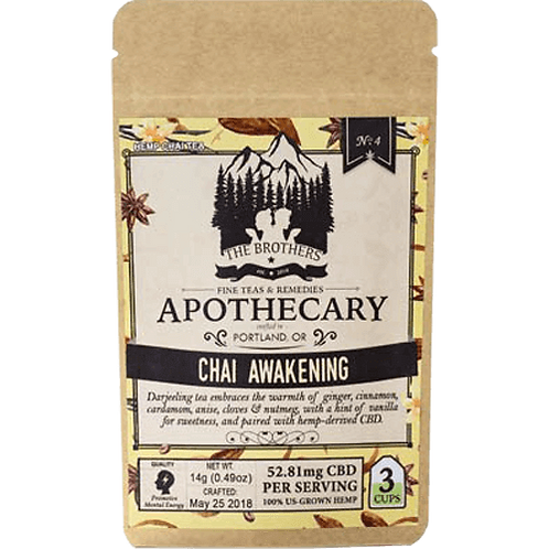 Chai Awakening Hemp CBD Tea