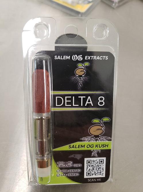 Salem OG Kush Vape Cart Delta 8