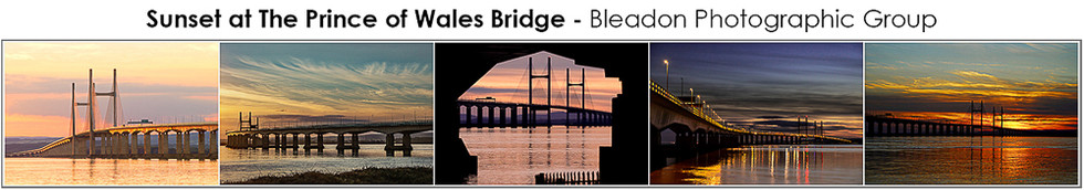 C6 Sunset At The Prince of Wales Bridge�