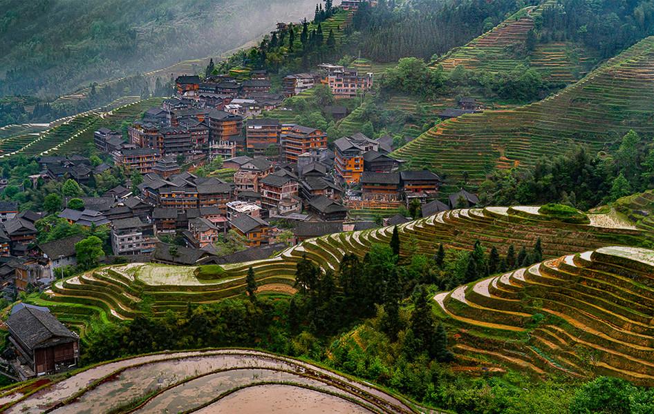 04 Longji Rice Terrace & Pingan Village - 19