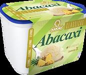 Sorvete Potes Kascão Abacaxi