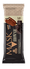 Sorvete Mask de Brownie