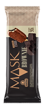 Mask Brownie Kascão