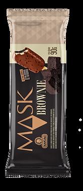 Mask Brownie Kascão