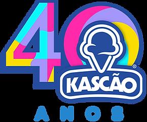 SORVETES KASCÃO 40 ANOS