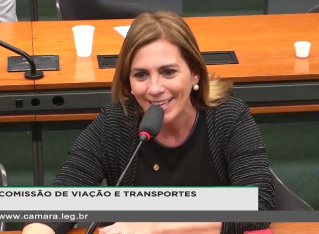 Membro da Comissão de Viação e Transportes