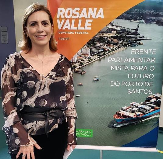 Lançamento - Frente Parlamentar Mista para o futuro do Porto de Santos