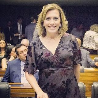 Deputada Rosana Valle é integrante titular da Secretaria da Mulher na Câmara dos Deputados