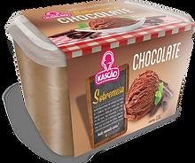 Sorvete Potes Kascão Chocolate