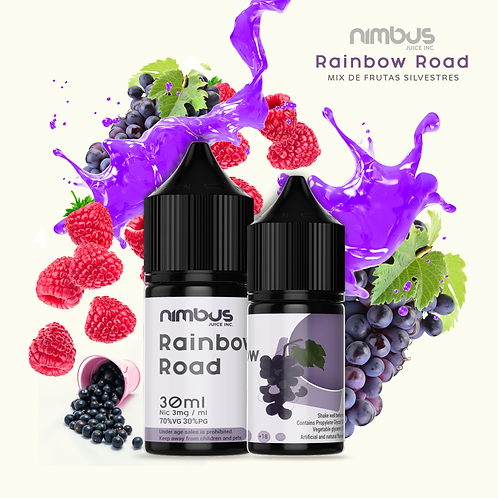 Rainbow Road - 30ml