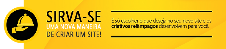 Sirva-se, Uma nova Maneira de criar um site!