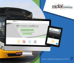 Radial transportes