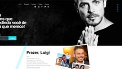 Site Luigi Baricelli