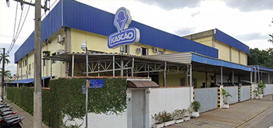 A Fabrica de Sorvetes Kascão