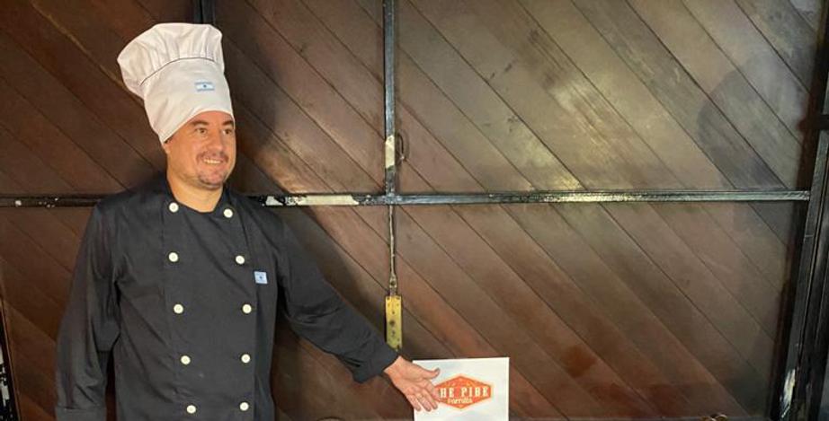 Gran Chef RODRIGO PAULTRONI