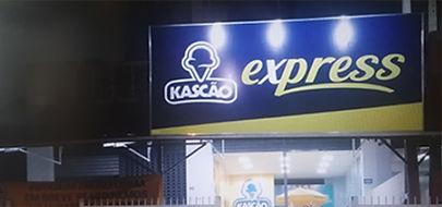 Sorvetes Kascão Express