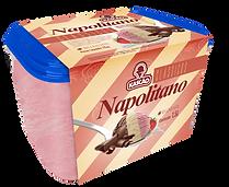 Sorvete Potes Kascão Napolitano