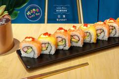 捲捲米Sushi Bar美式壽司 日落.jpg