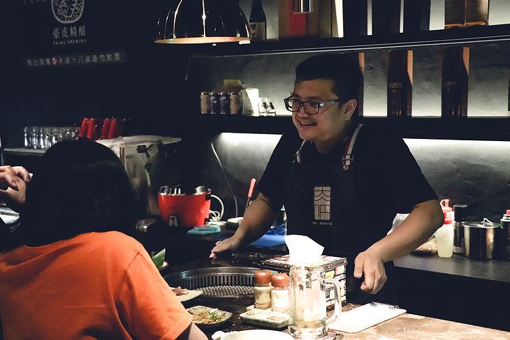 肉吧·RouBar x 燒肉專門店 用餐環境 14.jpg