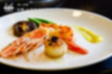 雙人套餐-副餐-北海道生干貝&天使紅蝦.jpg