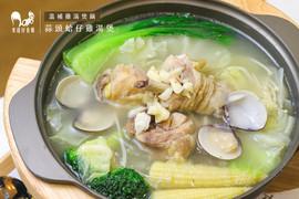 蒜頭蛤仔雞湯煲2.jpg