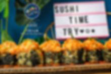 捲捲米Sushi Bar美式壽司 干貝火山卷.jpg
