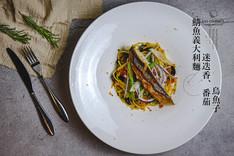 鯖魚義大利麵、迷迭香、番茄、烏魚子2.jpg