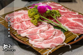 初云燒肉-職人的燒肉屋 伊比利梅花豬 01.jpg