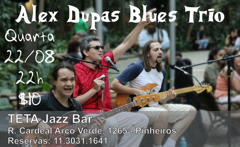 Teta Jazz Bar 22-08-2012