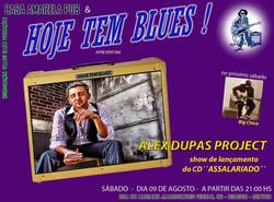 Hoje Tem Blues 09-08-2014