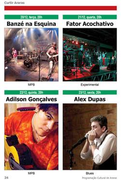 Revista Curtir Araras Dez-2011