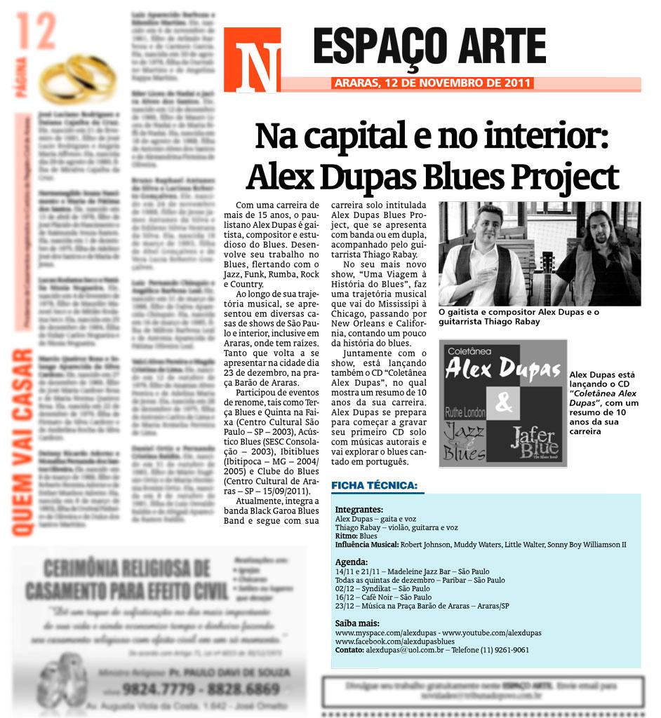 Jornal Tribuna do Povo 12-11-2011