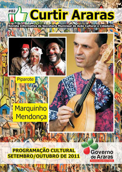 Revista Curtir Araras Set-2011