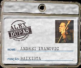 Andrei Ivanovic