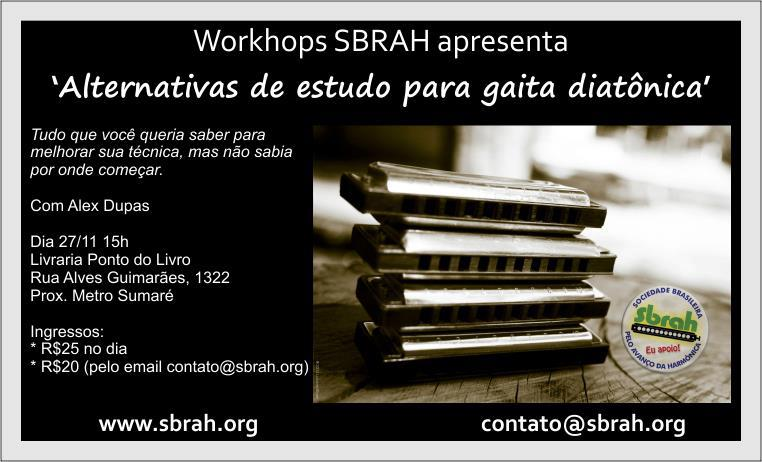 SBRAH Workshop 27-11-2012