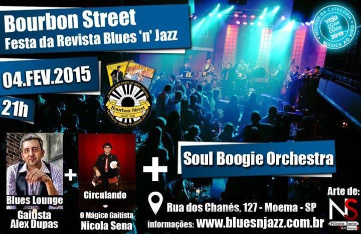Bourbon Street 04-02-2015