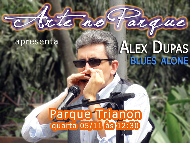 Arte no Parque Trianon 05-11-2014