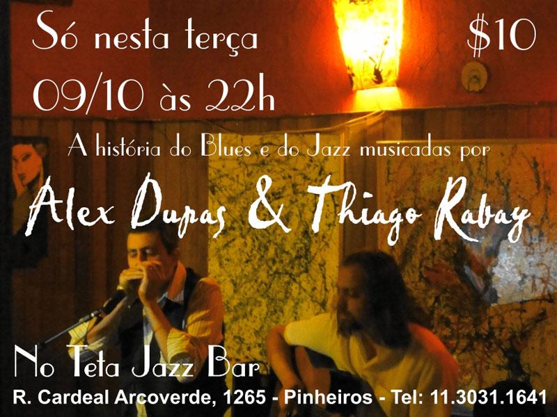 Teta Jazz Bar 09-10-2012