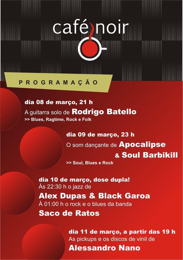 Café Noir 10-03-2012