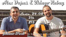 Johnnie Wash 24-08-2012
