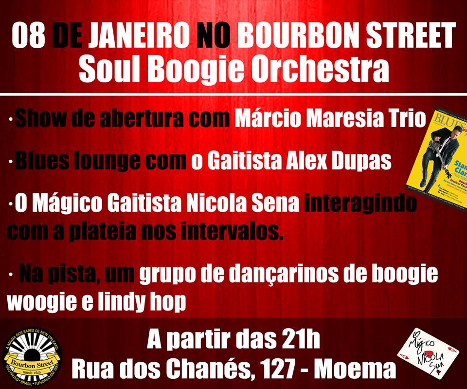 Bourbon Street 08-01-2014