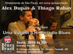 Blues Brazil 29-06-2012