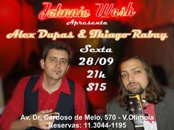 Johnnie Wash 28-09-2012