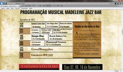Madeleine Jazz Bar 14-11-2011