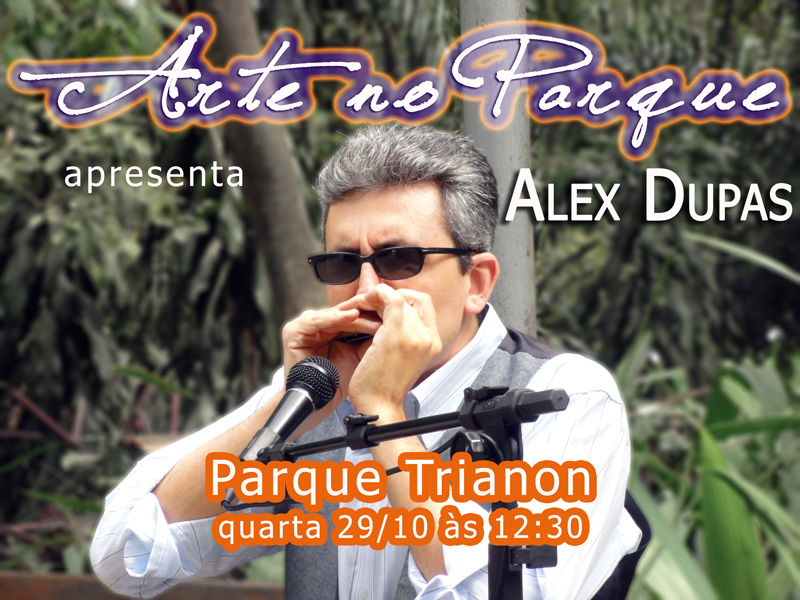 Arte no Parque Trianon 29-10-2014