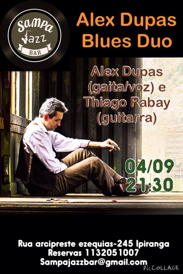 Sampa Jazz 04-09-2014