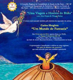 CRCSP  Espaço Cultural 10-05-2012
