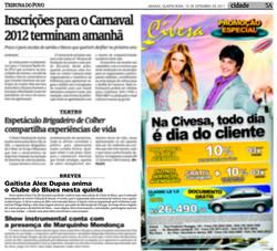 Tribuna do Povo 15-09-2011
