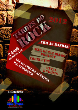 Tardes do Rock 24-06-2012
